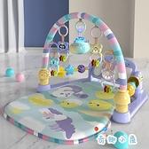 嬰兒玩具解放雙手安撫椅躺椅新生兒哄娃搖搖椅【奇趣小屋】