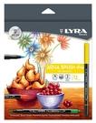 【德國 LYRA】6521120  Aqua Duo雙頭藝術筆 12色/盒