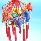 台灣製 粽子香包 項鍊式 鹿港阿媽/一袋10個入(定100) 成品 端午節香包 粽子手工香包