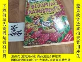 二手書博民逛書店Bloomin 罕見Rainforests (Horrible Geography)Y15335 見圖 見圖