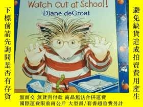 二手書博民逛書店April罕見Fool!Watch Out at School!Y323680 Diane de Groa