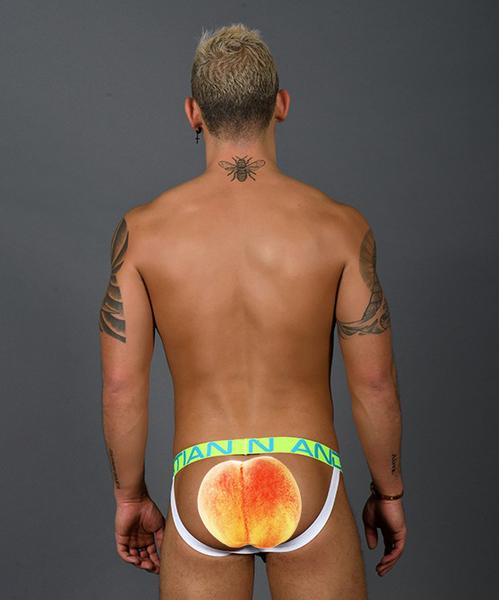 【91219】美國Andrew Christian Fly Jock 飛翔飛翔之翼勁裸後空褲