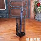 雨傘收納架桶日式家用小型放的子商多功能筒進門裝口置物捅教室  自由角落