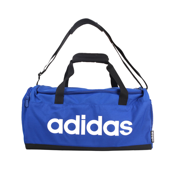 ADIDAS 中型健身包(圓筒包 側背包 裝備袋 行李袋 旅行包 運動 愛迪達≡體院≡ GE1149_1