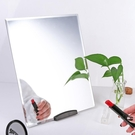 化妝鏡 超大號鏡子台式梳妝鏡便攜化妝鏡桌面掛墻鏡子公主鏡子【限時八五折鉅惠】