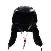 安全帽棉冬季防寒內膽加厚工地加絨保暖雷鋒帽子大耳朵防砸頭盔男 叮噹百貨