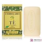 [即期良品]L'ERBOLARIO 蕾莉歐 茶樹香柏植物皂(100g)-期效202202【美麗購】