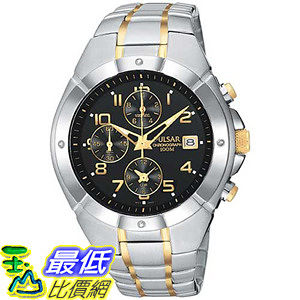 [美國直購 ShopUSA]Pulsar Chronograph PF8188 Mens Watch$3730