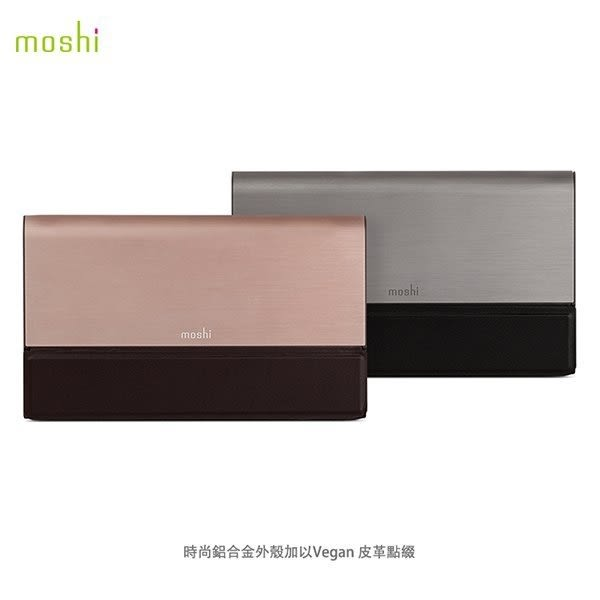 Moshi IonBank 10K 超容量 鋁合金 行動電源