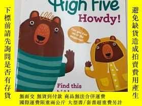 二手書博民逛書店Highlights罕見Hive Five 兒童英文雜誌 2020 01Y365345