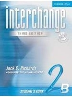 二手書博民逛書店《Interchange Student s Book 2B w
