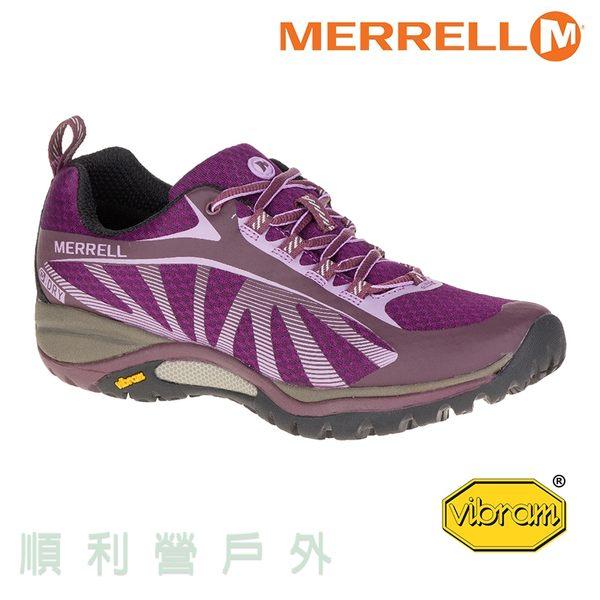 美國MERRELL SIREN EDGE 女款輕量越野多功能健行鞋 37104 零碼特價 OUTDOOR NICE