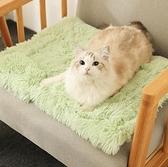 貓墊子睡覺用貓毯子狗狗墊子睡墊寵物地墊冬季保暖毛毯被子