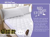 床邊故事_專研開發製作_基礎款保潔墊_雙人加大6尺_加高床包式