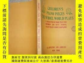 二手書博民逛書店CHILDREN S罕見PIANO PIECES THE WHO