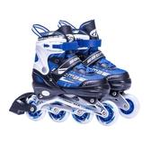 旱冰鞋輪滑溜冰鞋兒童全套套裝3-5-6-8-10歲初學者可調旱冰4-12男童女童