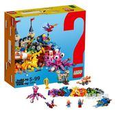 樂高積木 樂高經典創意系列 10404 歡樂海洋 LEGO Classic 積木玩具xw(一件88折)