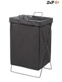 折疊洗衣籃 可折疊 布藝 臟衣籃 洗衣籃 大號收納筐 浴室衣服 收納籃