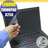 【Ezstick】Lenovo X250 專用 靜電式筆電LCD液晶螢幕貼 (可選鏡面及霧面)