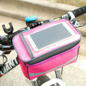 ♚MY COLOR♚多功能可觸屏方包 SAFEBET 自行車 腳踏車 運動 配件 騎行 裝備 手機 單車【J183】