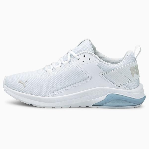 【現貨】PUMA Electron 男鞋 女鞋 慢跑 休閒 輕量 網布 緩震 白【運動世界】38043502
