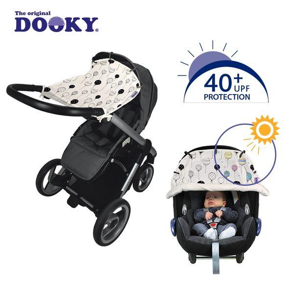 荷蘭DOOKY-抗UV萬用推車遮陽罩特別版-魔幻氣球