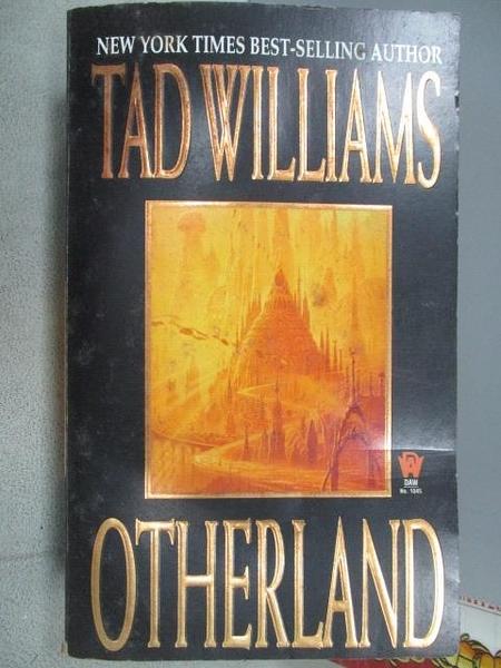 【書寶二手書T5/原文小說_FQL】Otherland_Tad Williams