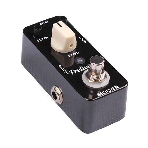 ☆ 唐尼樂器︵☆ Mooer Micro Series Trelicopter Tremolo 迷你電吉他/電貝斯 Bass 顫音效果器