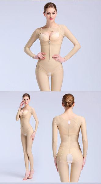 超重壓收腹美體加強版束身連體束身-Jamn20019