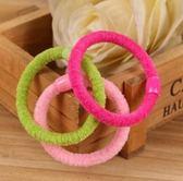 【TT79】韓版頭飾品 糖果色不纏髮頭繩時尚彈力皮筋髮圈髮繩