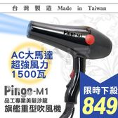 Pingo-M1 專業美髮沙龍旗艦型吹風機