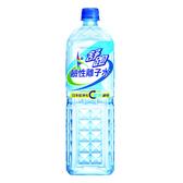 舒跑鹼性離子水PET1500ml【愛買】