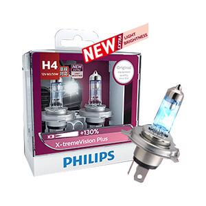PHILIPS車燈 夜勁光X-tremeVisionPlus