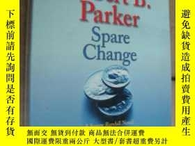 二手書博民逛書店Robert罕見B. Parker: Spare Change