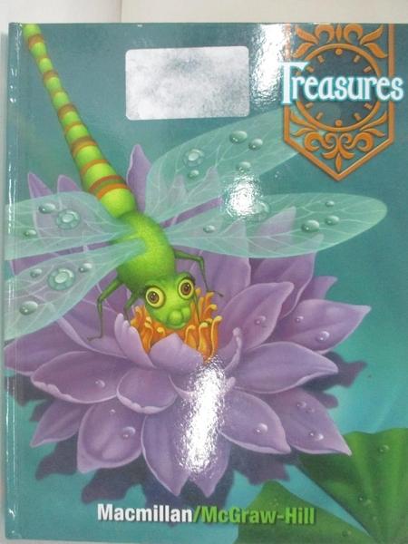 【書寶二手書T1/兒童文學_KOT】Treasures: A Reading Language Arts Program Grade 2 Book 2_Bear, Donald R.
