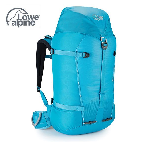 [Lowe alpine] L.A17 Alpine Ascent ND 38:48 背包 - 加勒比海 (FMP-83)