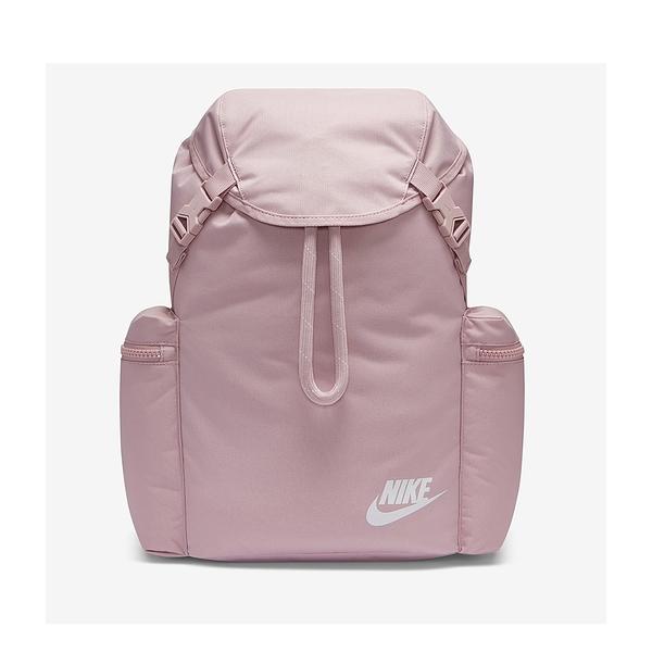 Nike HERITAGE RKSK 粉 小LOGO 束口袋 雙肩包 後背包 BA6150-516