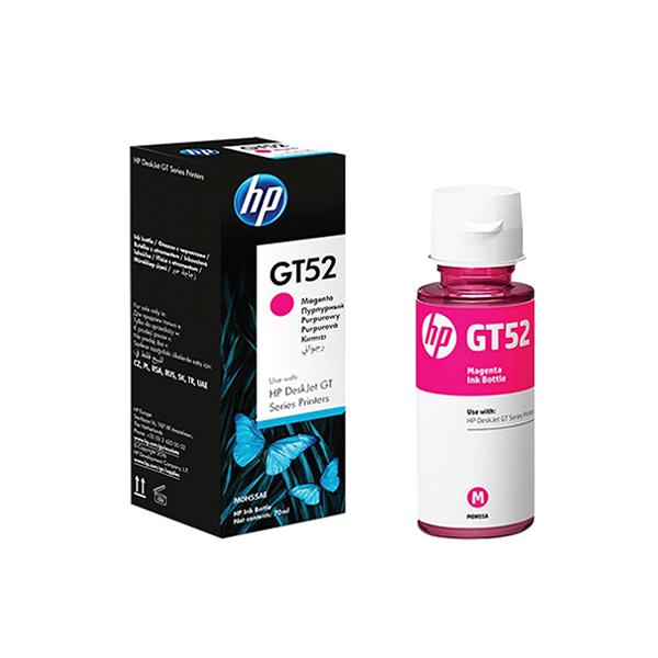 HP 原廠紅色墨水罐 GT52(M0H55AA) 適用 GT5810/5820;InkTank 315/415/419