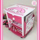 美樂蒂律動收納櫃 收納櫃 滾輪櫃 台灣製 Sanrio 三麗鷗[蕾寶]