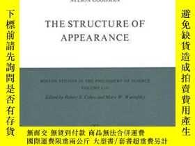 二手書博民逛書店The罕見Structure Of Appearance-外觀結構Y436638 Nelson Goodman