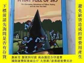 二手書博民逛書店A罕見Hat Full of Sky 精裝Y385290 Pratchett, Terry Harpercol