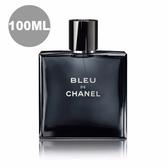 CHANEL 香奈兒 BLEU DE 藍色男性淡香水 100ml《小婷子》