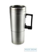 保溫杯 車載電熱杯 可燒開水 熱水器 加熱杯熱水杯燒水壺車用保溫杯100度 HD