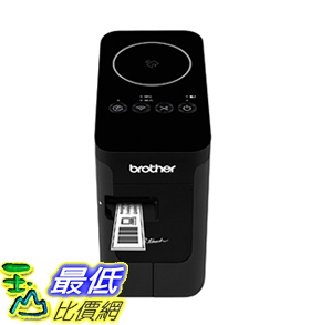 [107美國直購] 無線標籤機 Brother P-touch PTP750W Wireless Label Maker