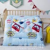 兒童秋冬被幼兒園加厚冬被寶寶午睡卡通小被子保暖絲棉被芯被褥
