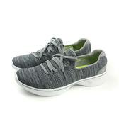 SKECHERS GOWALK 4 運動鞋 休閒 舒適 女鞋 灰色 14919GRY no715