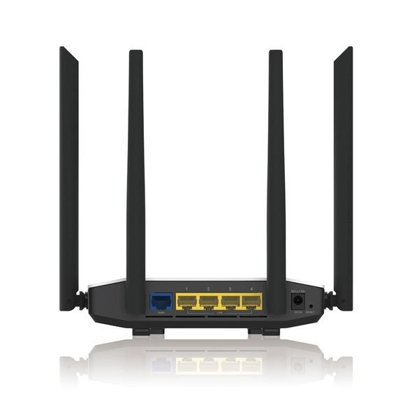 ZyXEL NBG6615 AC1200 雙頻大功率無線Gigabit路由器