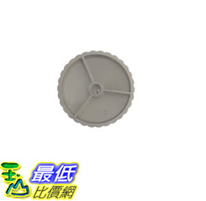 Vornado 圓形 旋鈕 寬 4.5cm 高 0.8 cm 適用 Vornado 795 , 783, 783B , 733 733B 等機型 灰色旋鈕 s31