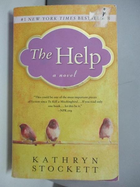 【書寶二手書T7/一般小說_AJ1】The Help_Stockett, Kathryn
