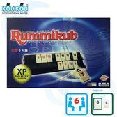 拉密數字(六人)標準版 XP 桌遊 以色列正版